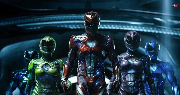 Power Rangers – Những chiến binh bảo vệ Trái đất