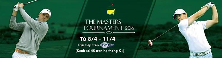 The Masters Tournament : 1 trong 4 giải Golf danh giá nhất thế giới