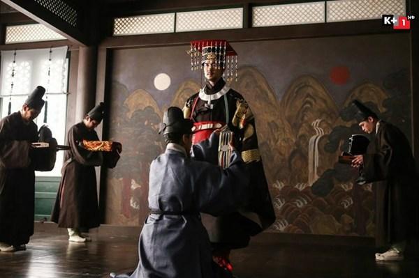 The royal tailor – Đường kim mũi chỉ