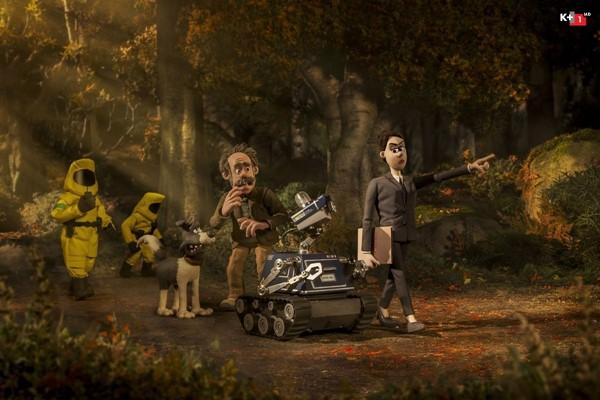 A Shaun the sheep movie: Farmageddon – Người bạn bất ngờ