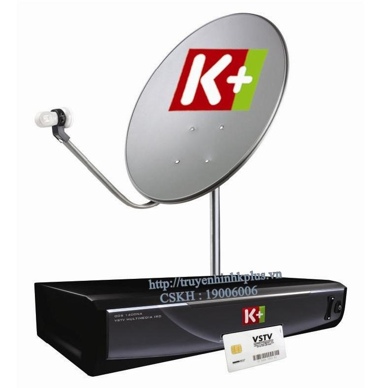 Bộ đầu thu và thiết bị giải mã K+ SD Opentel ODS 1400NA