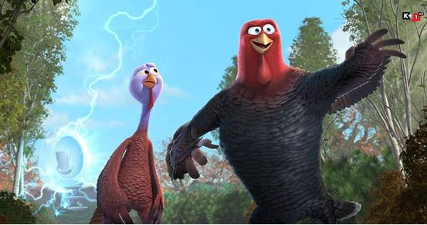 Free birds – Chuyến du hành của hai chú gà