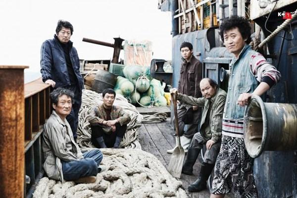 Haemoo – Tội ác trên biển