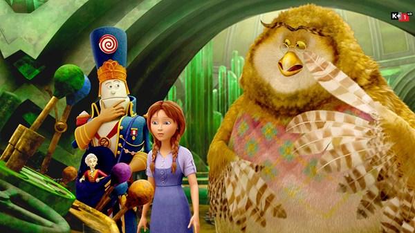 Legends of Oz: Dorothy's Return – Trở lại xứ sở nhiệm màu