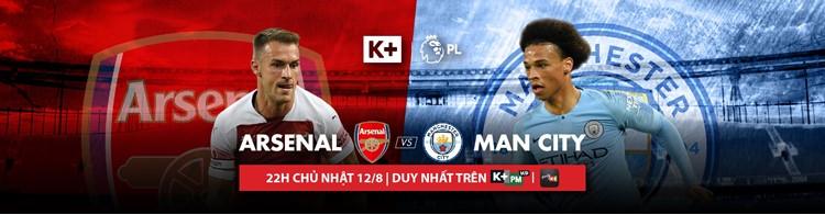 Lịch phát sóng các sự kiện thể thao tuần 33/2018 (11/8/2018 - 17/8/2018) trên các kênh K+