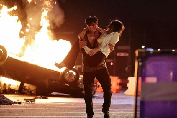 Mật danh K2 - Phim truyền hình bom tấn Hàn Quốc