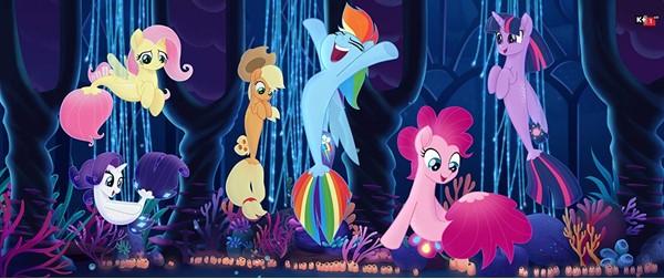 My little Pony – Thế giới của những nàng ngựa đáng yêu