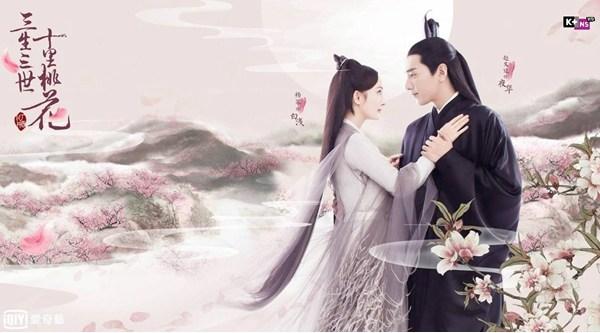 Phim truyền hình Tam sinh tam thế thập lý đào hoa – Tình yêu xuyên thời gian