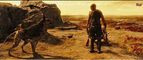 Riddick – Quê nhà khói lửa