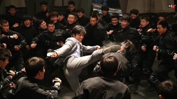 The bodyguard – Kungfu superhero – Tìm kiếm sự trả thù