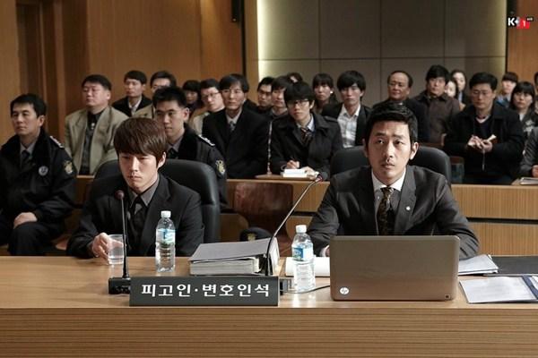 The client – Cuộc chiến chốn pháp đình