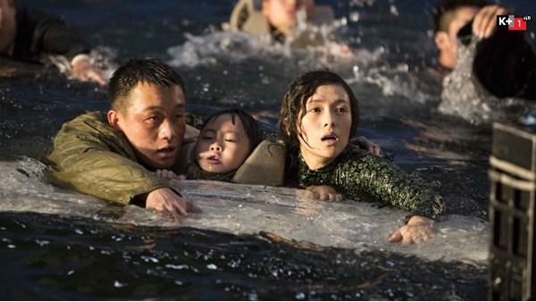 The crossing – Thảm kịch đắm tàu