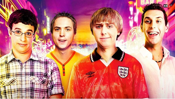 The Inbetweeners Movie – Kỳ nghỉ nhớ đời