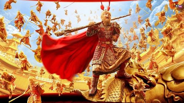 The monkey king – Tôn Ngộ Không làm loạn thiên đình