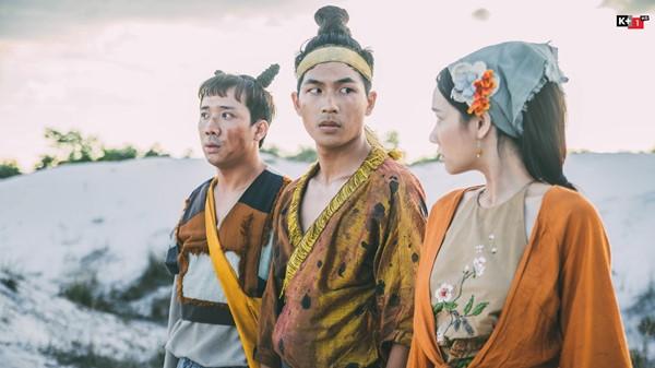 Trạng Quỳnh – Phim hài ăn khách Tết Kỷ Hợi lên sóng K+