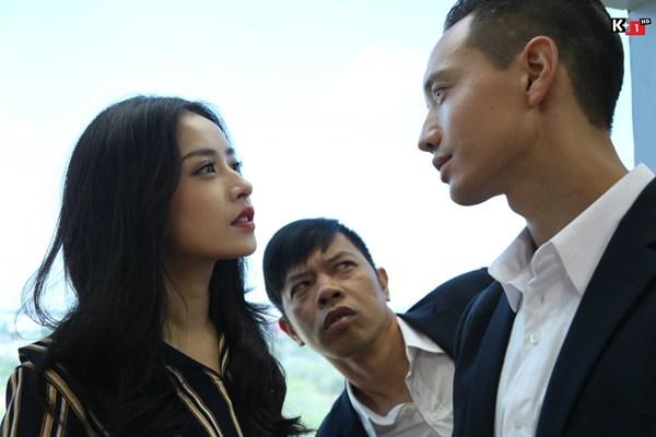 Vệ sĩ Sài Gòn – Xem Thái Hòa trổ tài chiến đấu
