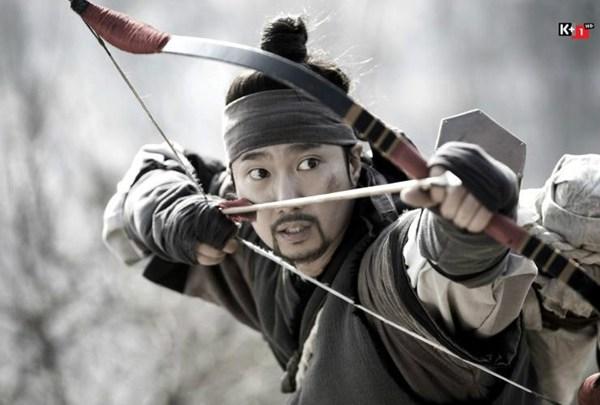 War of the arrows – Bách phát bách trúng