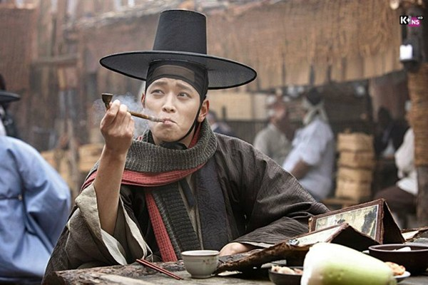 Woochi – Anh hùng xuyên thời gian